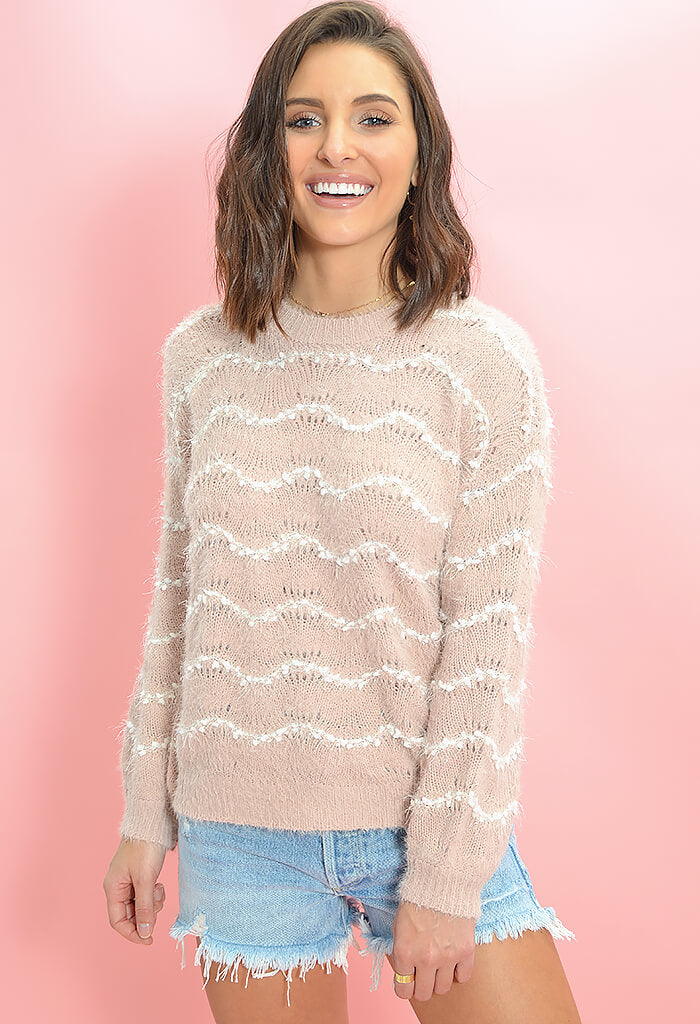 Heartloom Bridgette Sweater-front