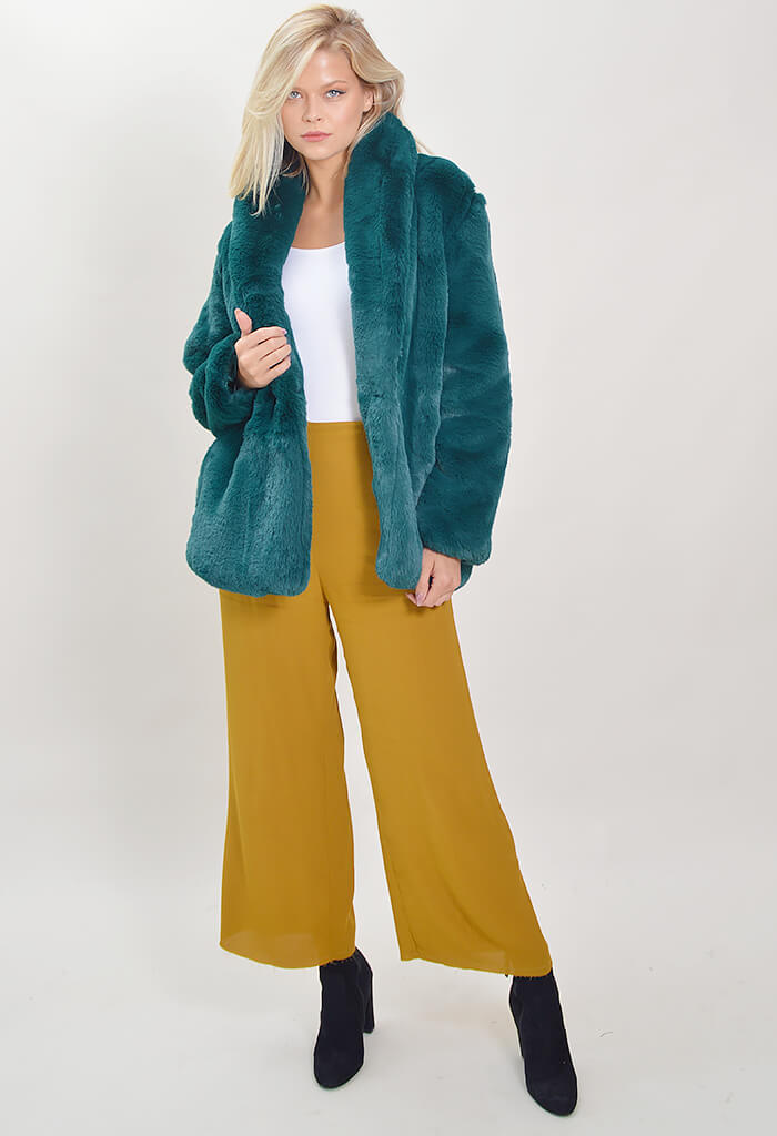 Emerald Dreaming Coat