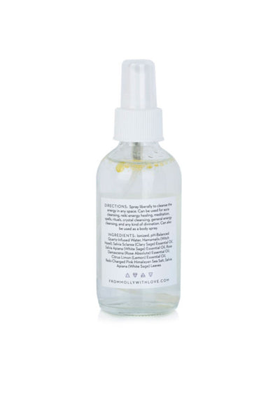 White Sage Smudge Spray 4 oz