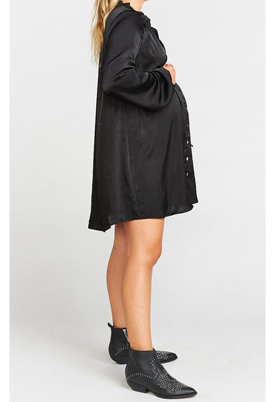 McKenna Dress ~ Black