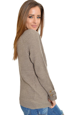 Soft Toffee Sweater