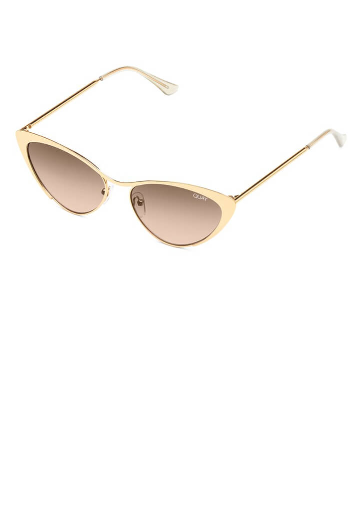 Bo$$ Sunglasses-Gold/Brown Lens