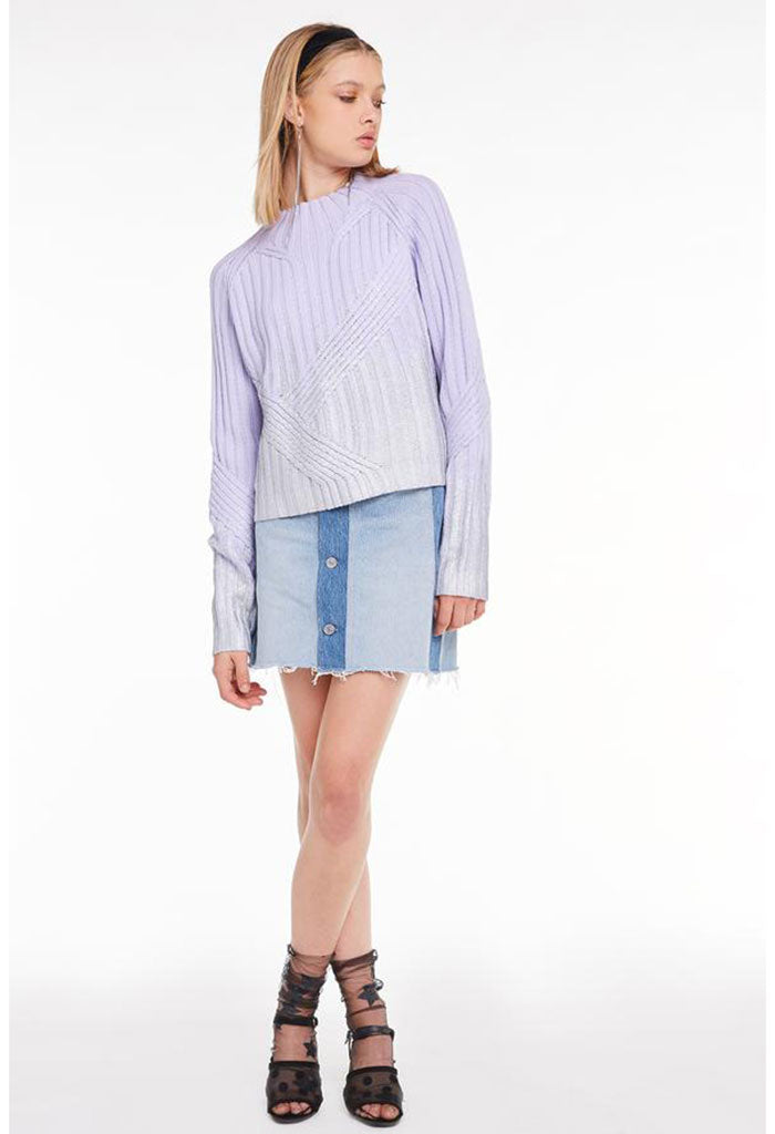 Luster Brush Summit Sweater