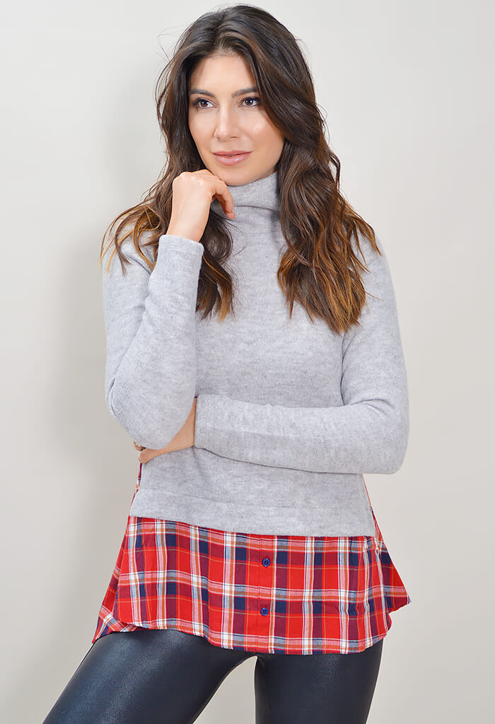 Skip Day Pullover