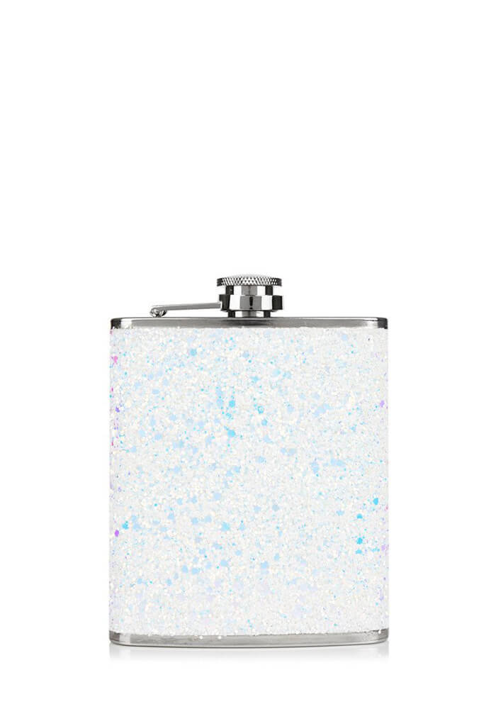 Frozen Hip Flask
