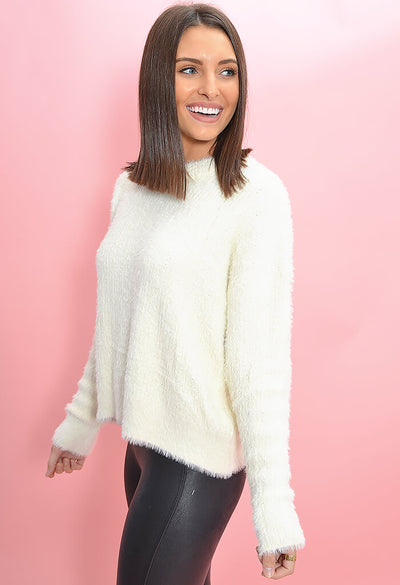 Olivaceous Pearl Sweater-side