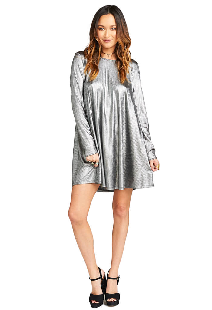 Tyler Tunic Dress - Call Me Disco