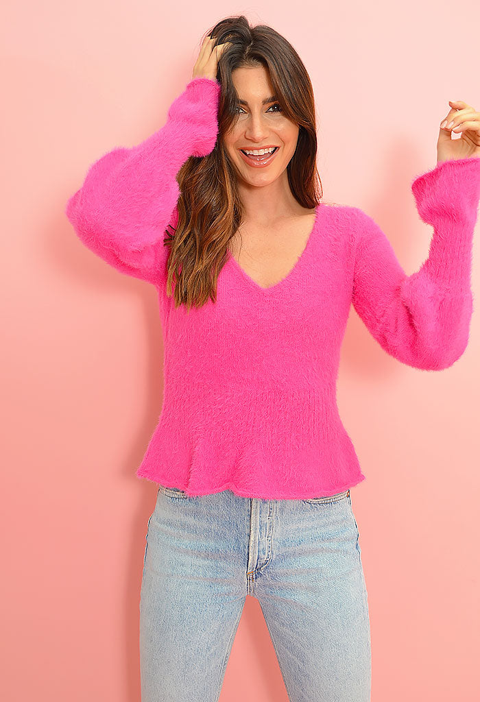 Polly Pocket Sweater