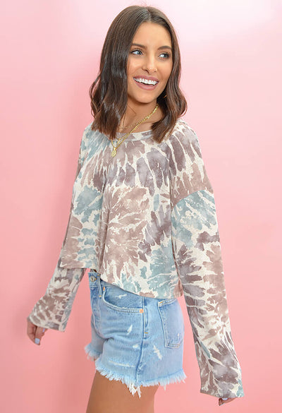 KK Bloom Boutique Tie Dye Dream on Top-side
