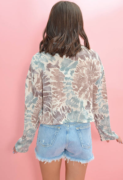 KK Bloom Boutique Tie Dye Dream on Top-back