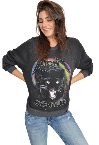 Night Creature Pullover