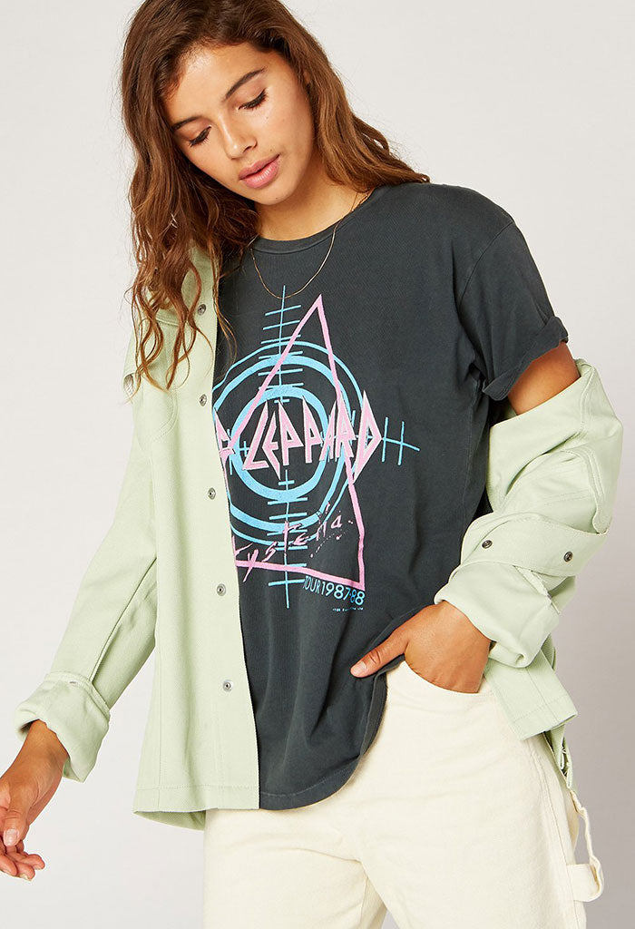 Def Leppard Hysteria Tour Weekend Tee