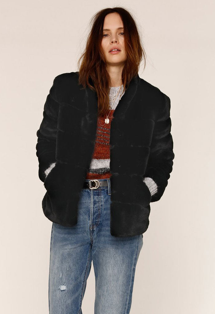 Bella Jacket-Black