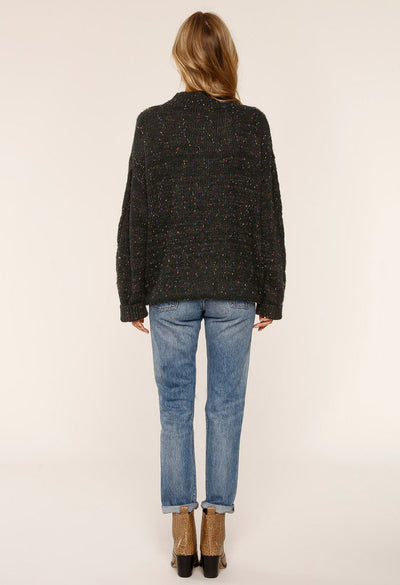 Roscoe Sweater-Black