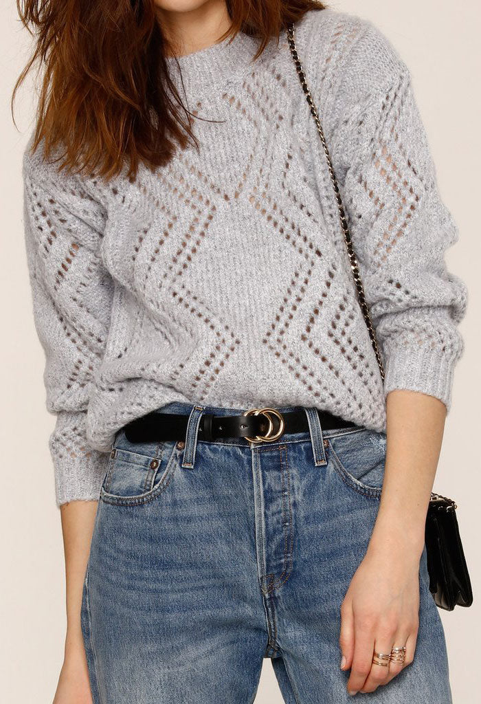 Holden Sweater-Heather