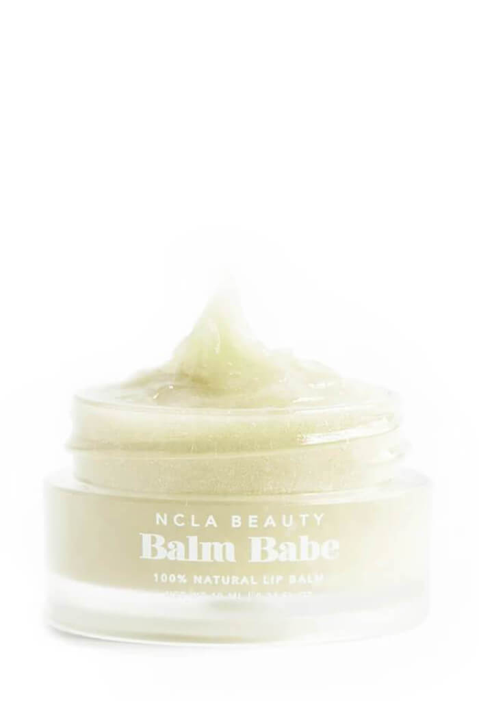 NCLA Beauty Marshmallow Balm Babe Lip Balm