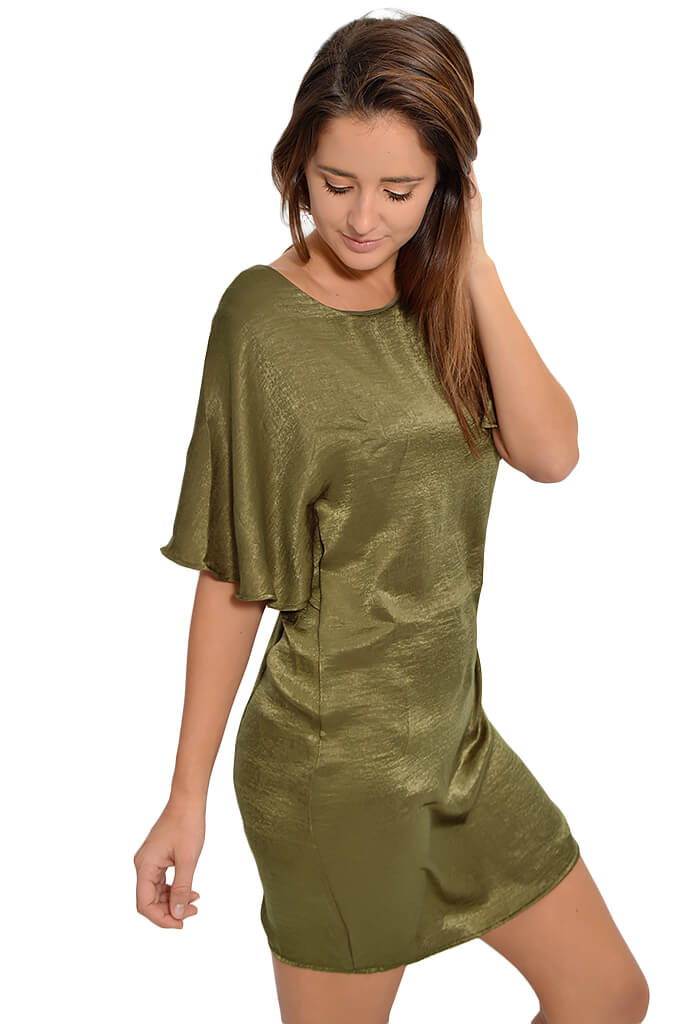 PPLA Olive Charm Dress-front