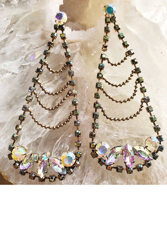Blair Chandelier Earring