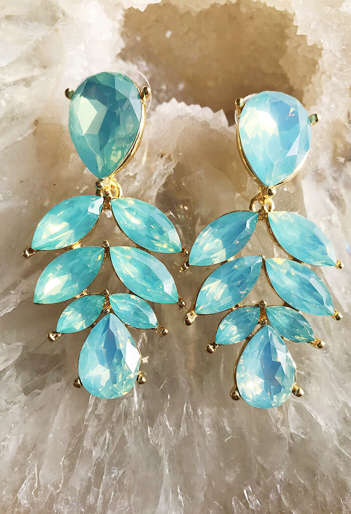 Icy Earring - Mint