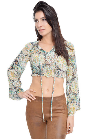 Into It Blouse