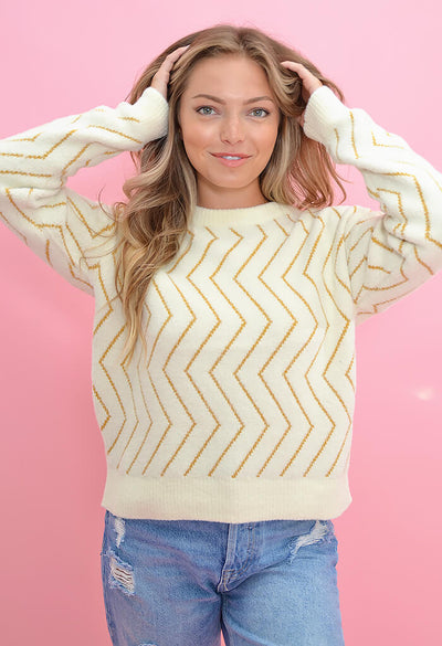 FRNCH Nadeto Sweater