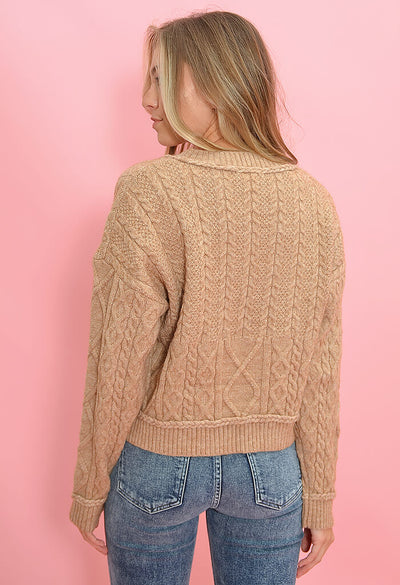 Storia Falling Leaves Sweater