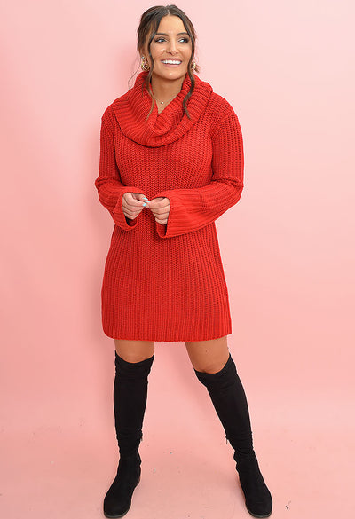 Couldn't Be Sweater Dress