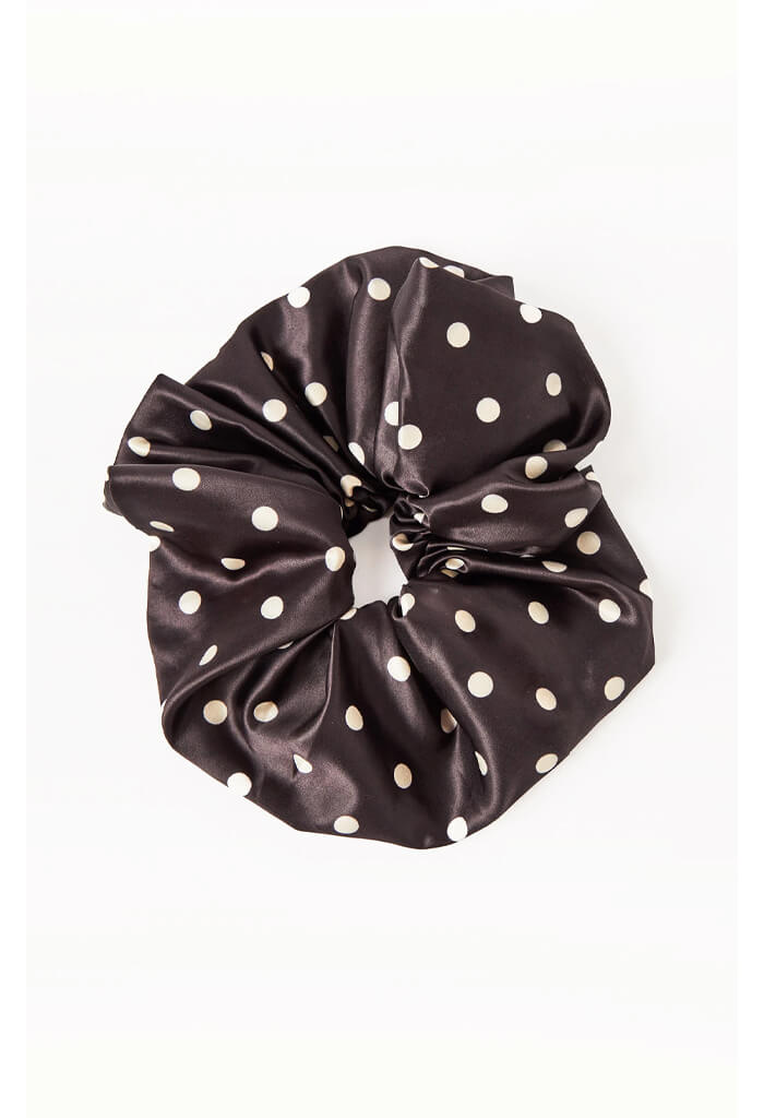Z Supply Oversized Dot Scrunchie