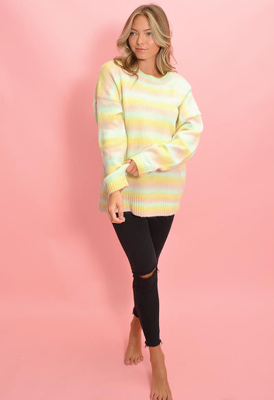 KK Bloom Boutique Starburst Sweater