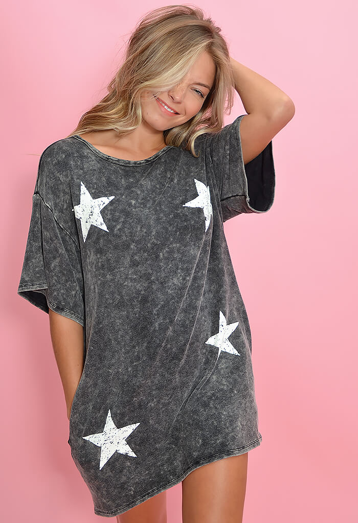 KK Bloom Boutique Stellar Tunic Dress