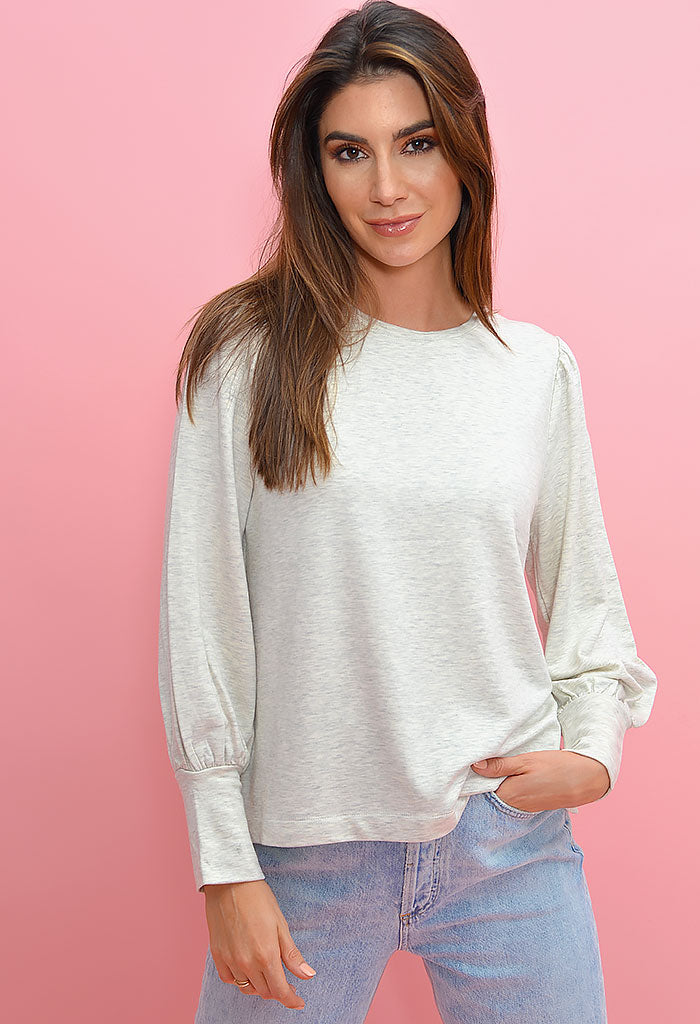 Ivory Liva Sweater