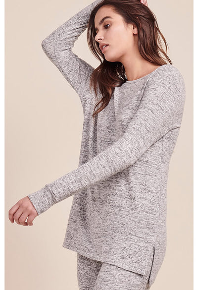 Daily Rituals Open Back Sweater