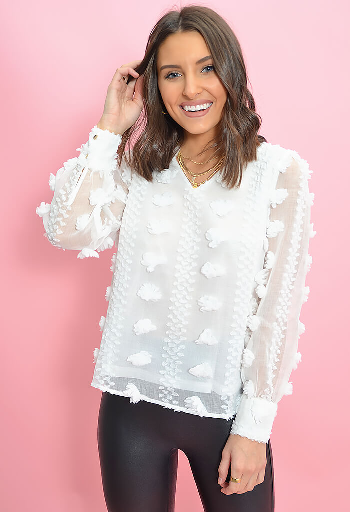 THML Snow Day Blouse