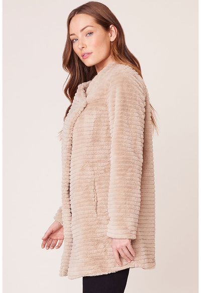 Fab Moment Faux Fur Jacket