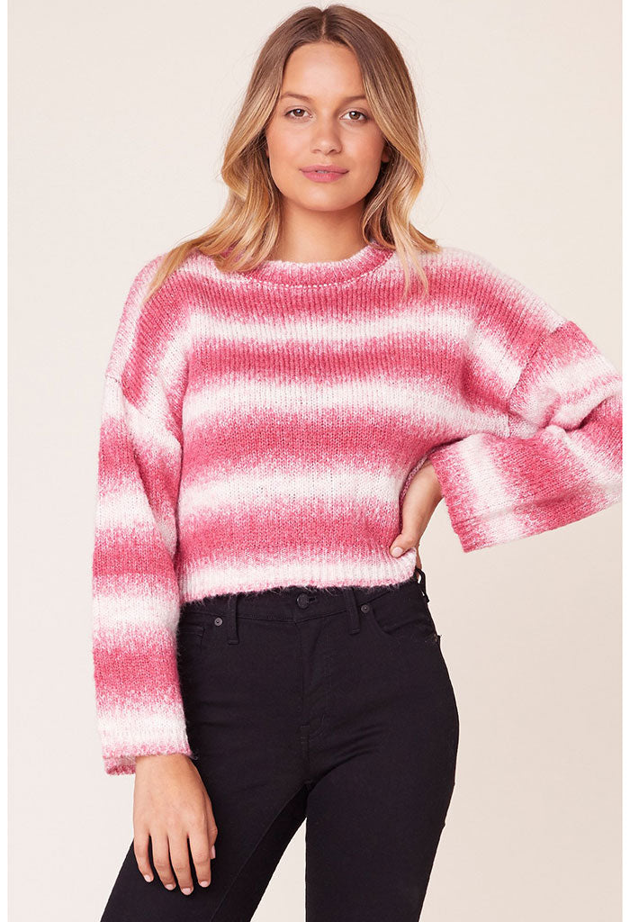 Pink Please Sweater