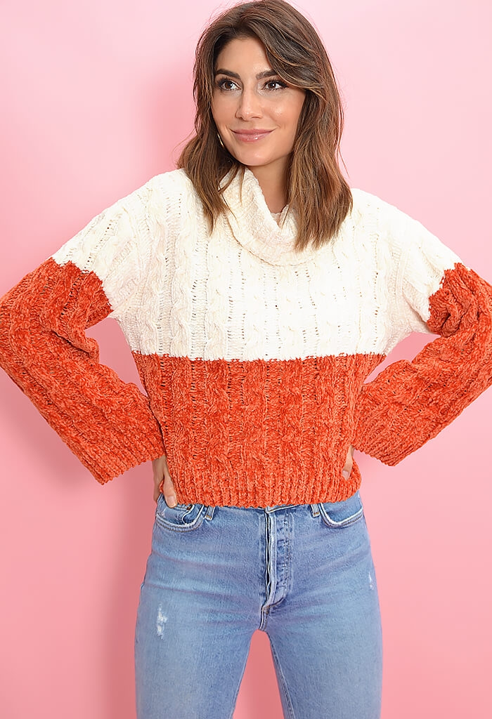 Minkpink Namita Knit Sweater