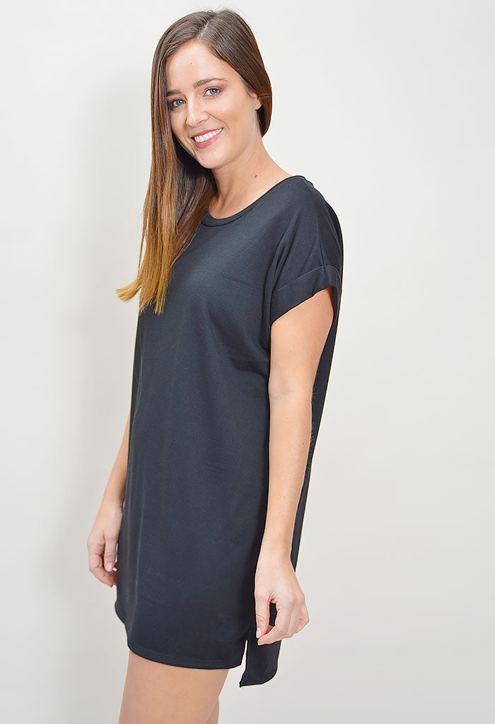Take Me to Brunch Dress - Black