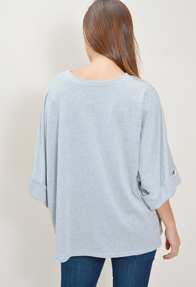 Fiona Top - Grey