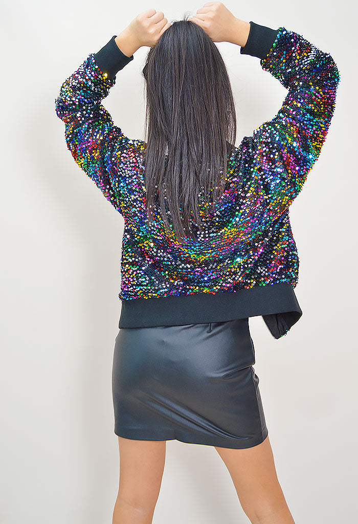 Rainbow Sparkle Jacket