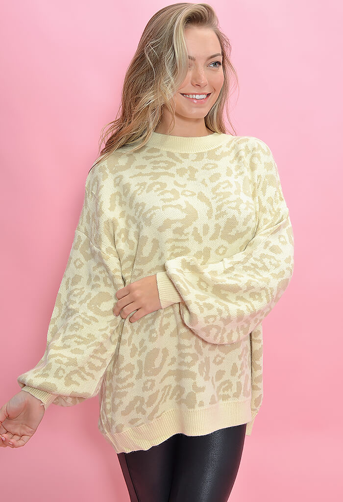 KK Bloom Wild Side Sweater