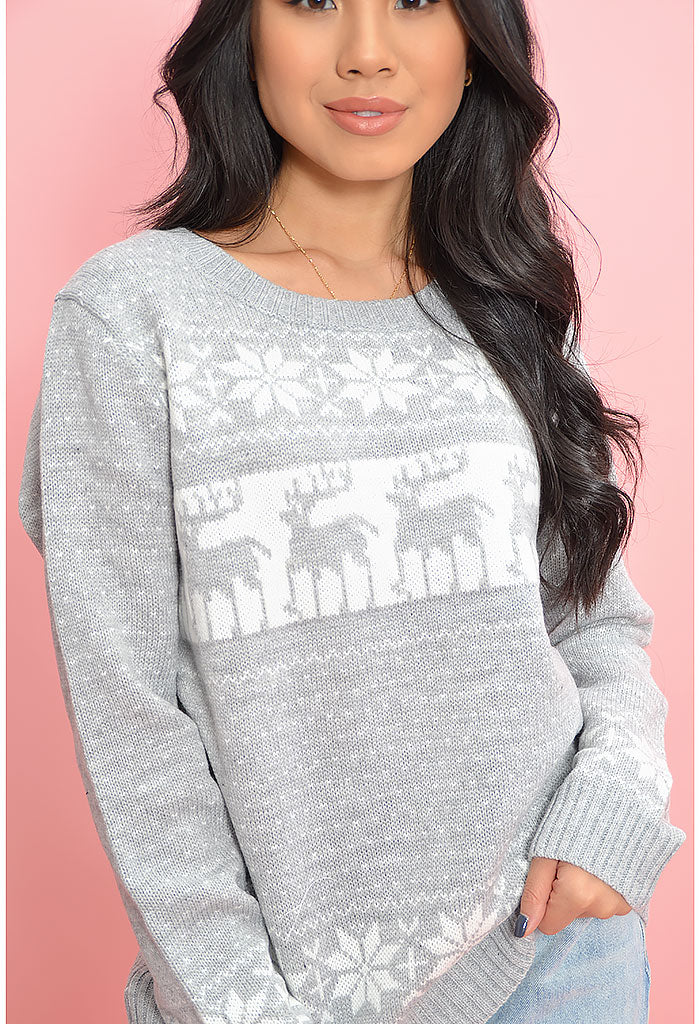 Merry & Bright Sweater