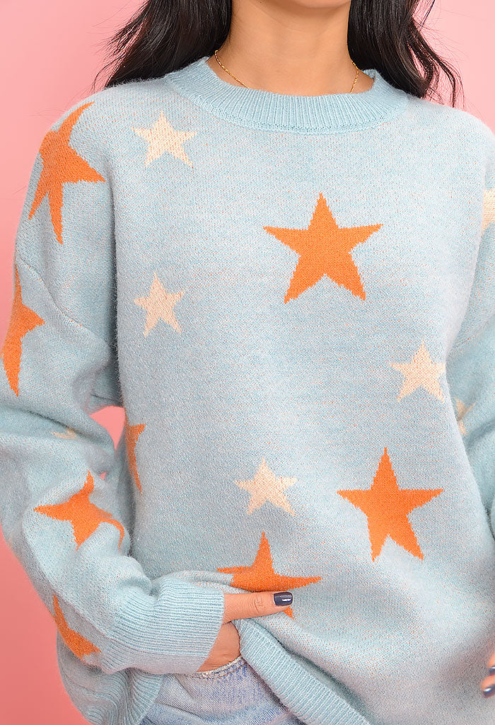 Galaxy Barbie Sweater