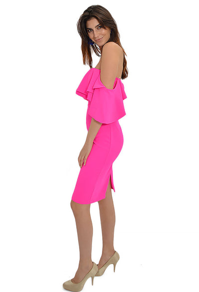 DO+BE Pop Bubbly Dress - KK Bloom Boutique