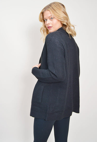 Cover Me Cardigan - Black