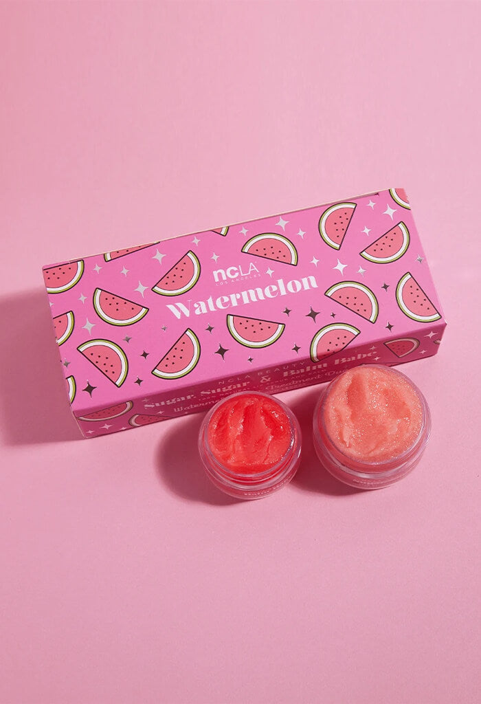 NCLA Beauty Watermelon Lip Care Duo