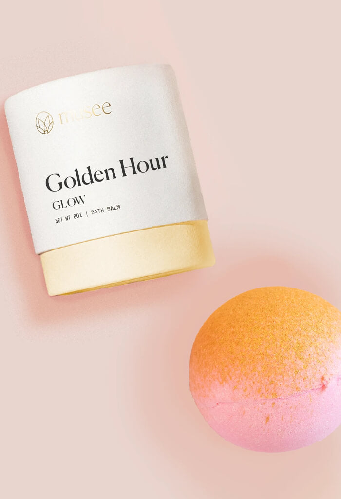 Musee Beauty Golden Hour Bath Balm