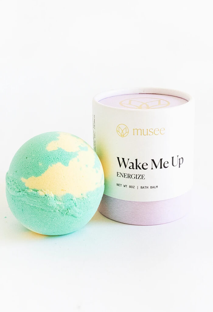 Musee Beauty Wake Me Up Bath Balm