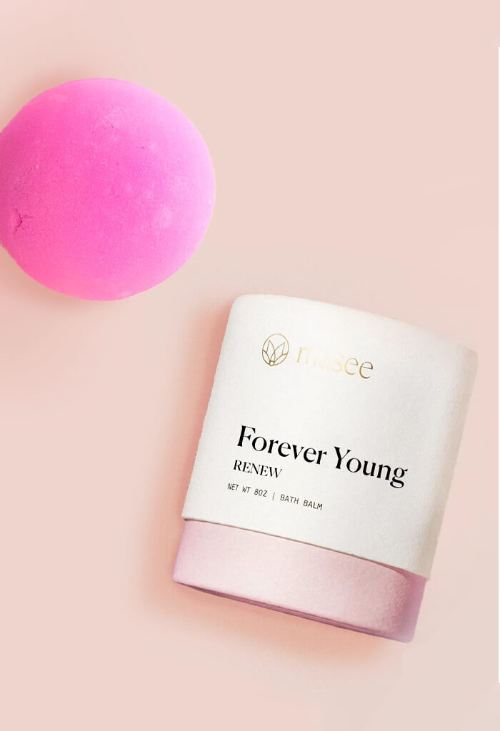 Musee Beauty Forever Young Bath Balm