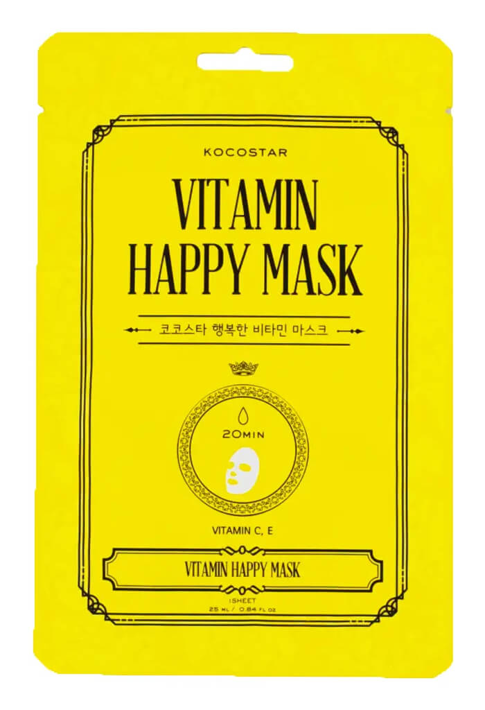 Kocostar Beauty Vitamin Happy Mask