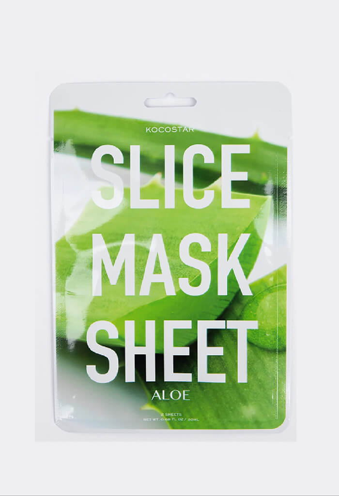 Kocostar Beauty Aloe Slice Mask